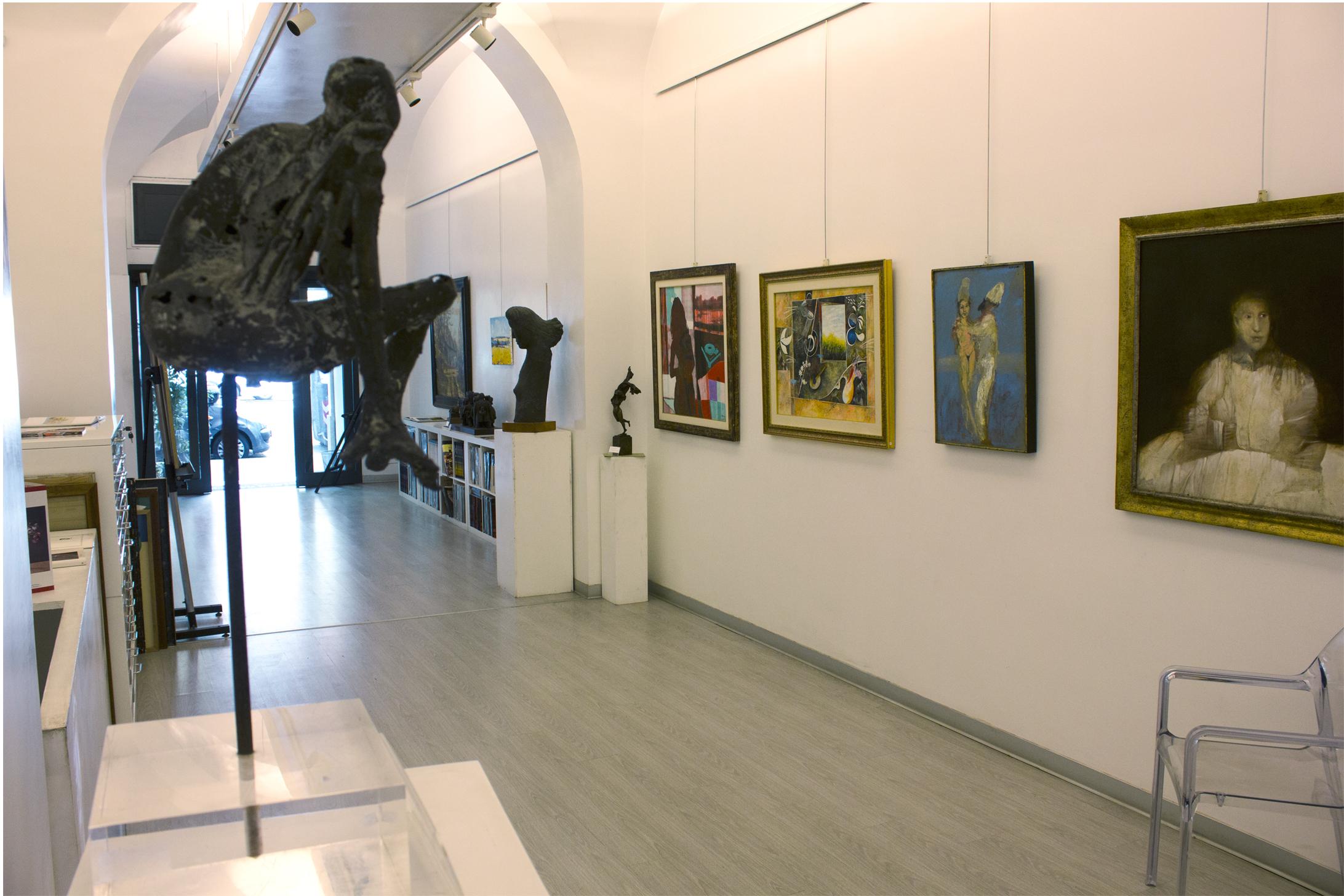 La Galleria Silber