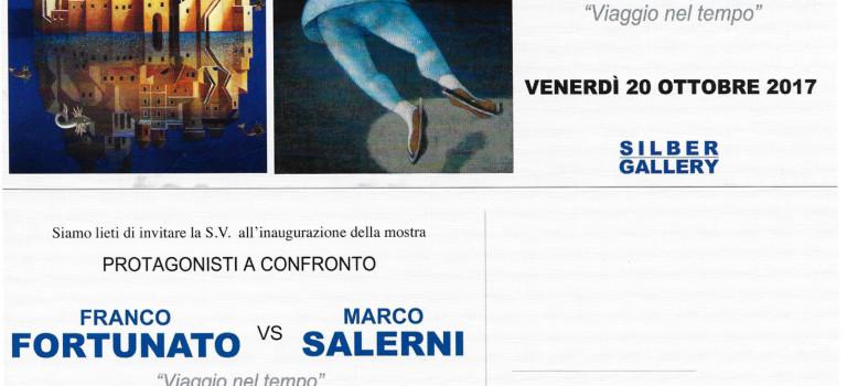 Franco Fortunato Vs Marco Salerni – Viaggio nel Tempo